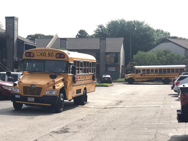 Austin ISD Buses