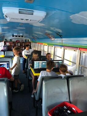 Harris County Mobile Learning Lab