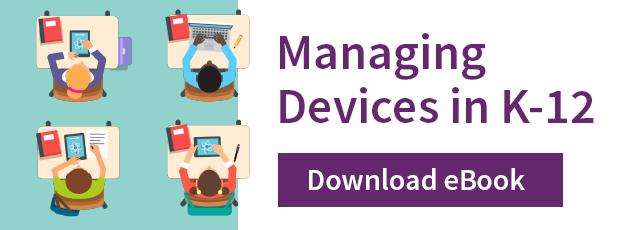 Managing Device in K12