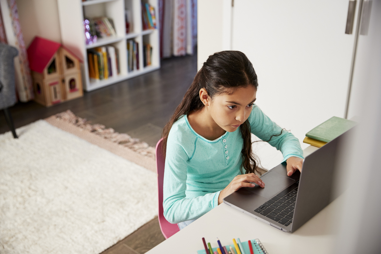 distance learning parent guide